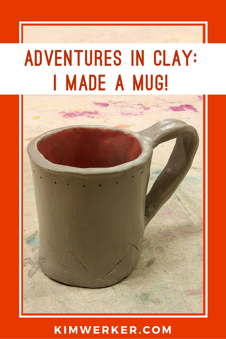 I Made a Mug