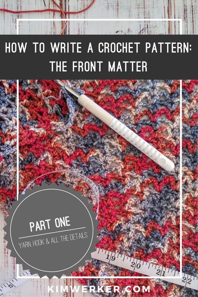 Crochet Pattern Pt 1 V1.0