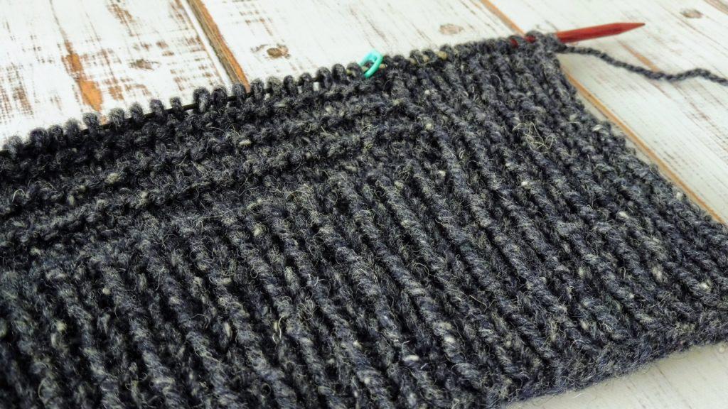 Work in progress: Veronika Cardigan – http://kimwerker.com/blog