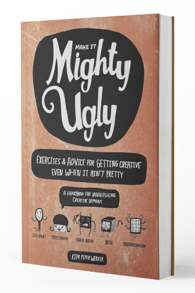 Mighty Creative Podcast Episode 110: Serenade & Feminist Rage