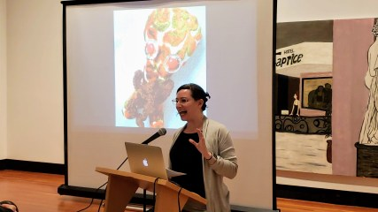 Kim Werker talk about Mighty Ugly and creativity – New Craft Symposium
