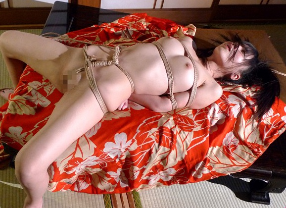 Two New Videos from Yukimura Sensei Kinbaku Today 4