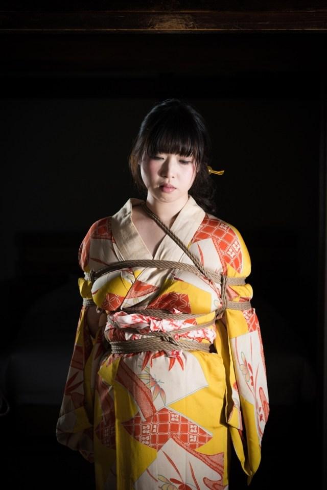 Japanese style rope bondage training 1 no nude