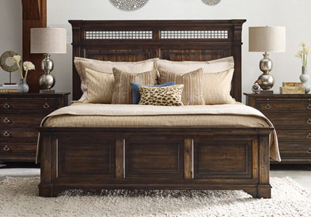 Bedroom Solid Wood Construction By Kincaid Furniture In NC