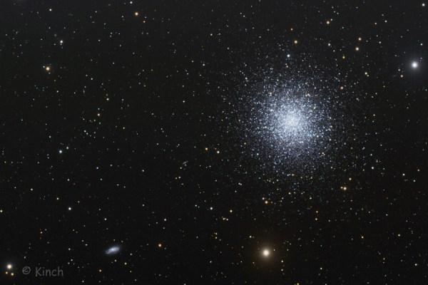 M13 Globular Cluster - KinchAstro