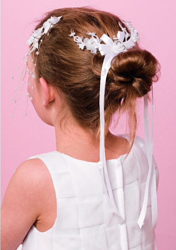 Frisuren zur Kommunion 2014 | Werbefotografie