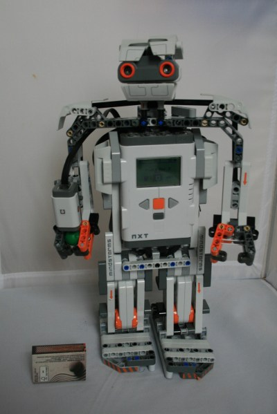 Testbericht LEGO Mindstorms NXT 2.0