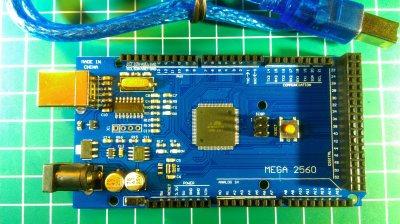 Arduino Mega Clon