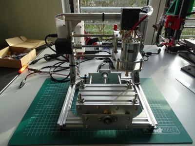 T8 CNC Engraver von Gearbest – eine CNC Mini Fräse