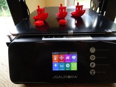 JGAurora A5 Touch TFT