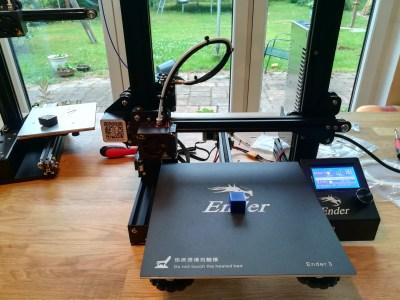 Ender 3 3D-Drucker