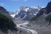 mer de glace Chamonix Mont Blanc
