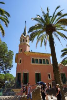Casa-Museo Gaudí im Park Güell