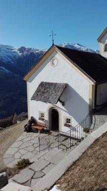 Kapelle an der Taser Alm