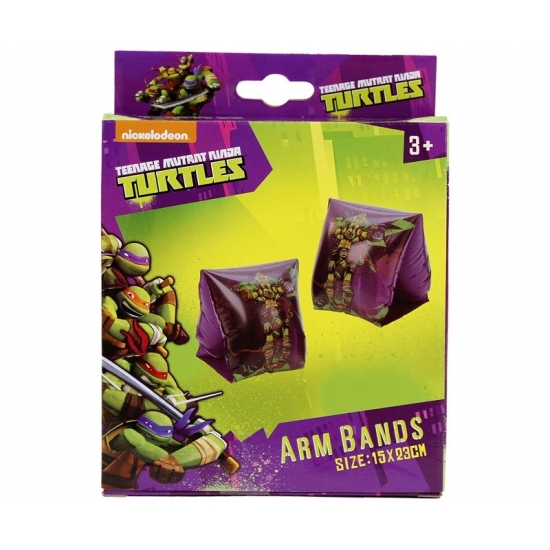 Kinder zwembandjes Ninja Turtles