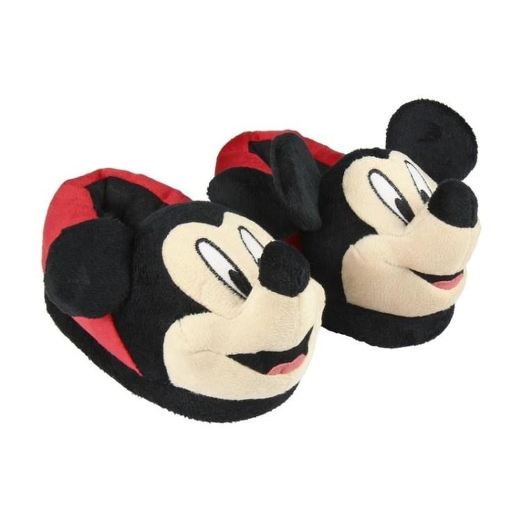 Mickey Mouse 3D sloffen/pantoffels voor jongens