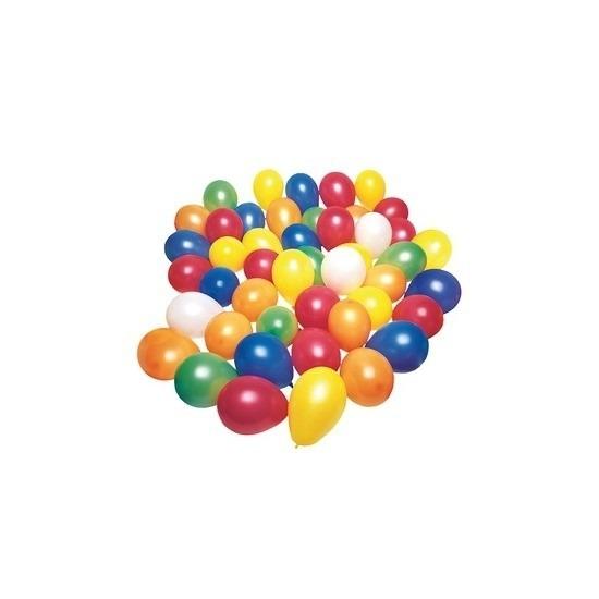 Zakje met 300 gekleurde waterballonnetjes