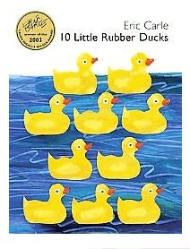 TEN LITTLE RUBBER DUCKS