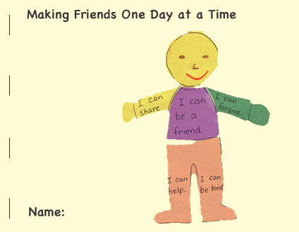Helping children make friends