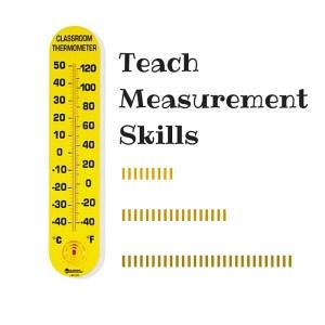 Teaching measurement skills