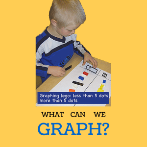 GRAPHING ACTIVITIES FOR KIDS