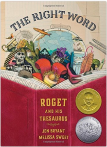 Caldecott book award - Roger and his Thesauras