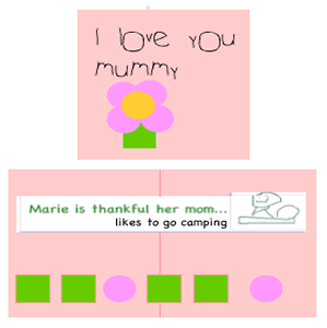 MOTHER'S DAY LANGUAGE ARTS