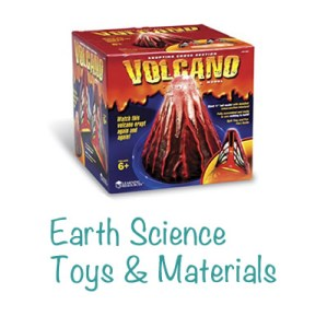 SCIENCE CENTER MATERIALS – Earth Sciences