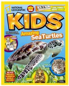 science magazines for kids Nat. Geo