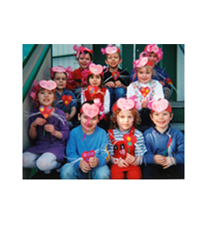 Valentines Day parties for kids