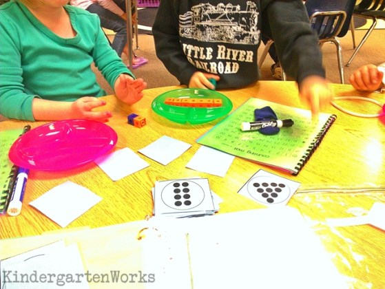 Kindergarten Subtraction Game  What s the Difference   KindergartenWorks Kindergarten Subtraction Game  What s the Difference