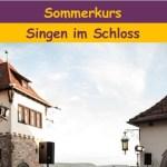 Singen im Schloss 2019