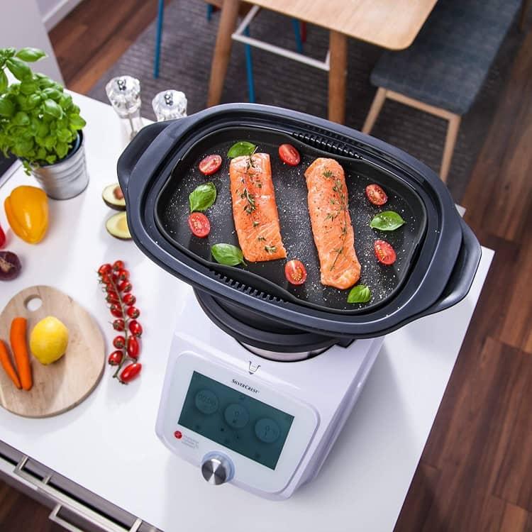 silikon auflaufform fur monsieur cuisine connect edition plus