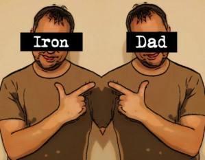Iron Dad - Ein Superheld ohne Umhang