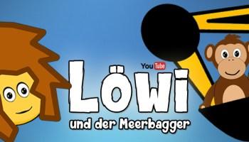 Löwi und der Meerbagger :: (c) Kinderliedergarten.de