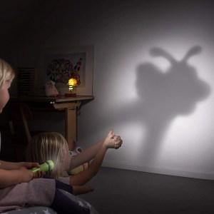 kindertaschenlampe schattenspiele taschenlampe für kinder led