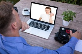online video call