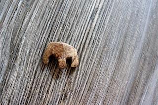 So sieht das fertige Mammut aus. Foto (c) Kinderoutdoor.de