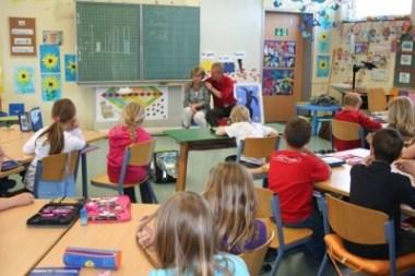Sicher - Stark - Frei - Ein Programm zur Gewaltprävention vom Kinderschutzbund Erlangen für Schulen (1. bis 6. Klasse)