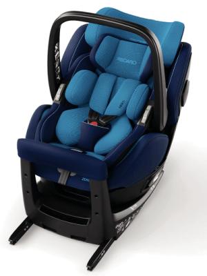 Zero.1 Elite: Babyschale und Kindersitz in einem
