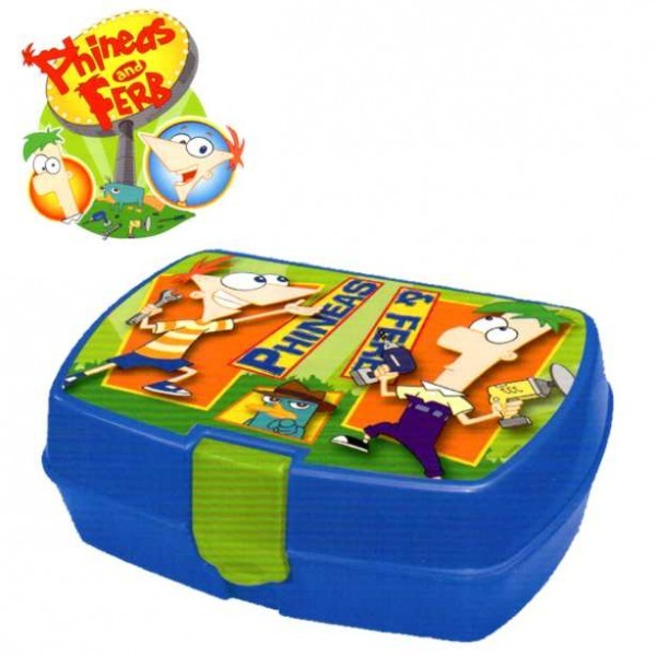Phineas Et Ferb Lunch Box Lunch Box