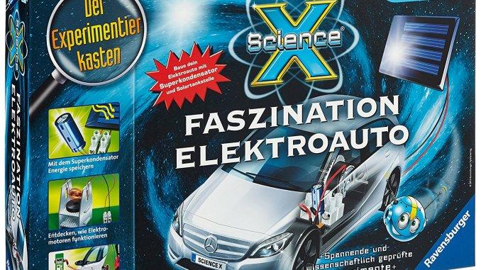 Faszination Elektroauto - Kinderspielmagazin