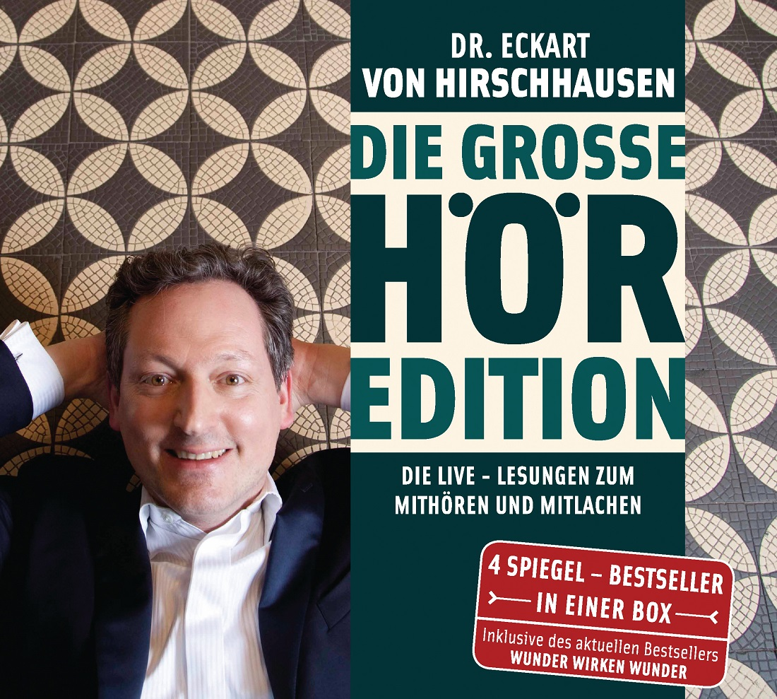 Die grosse Hoer-Edition von Eckart Hirschhausen