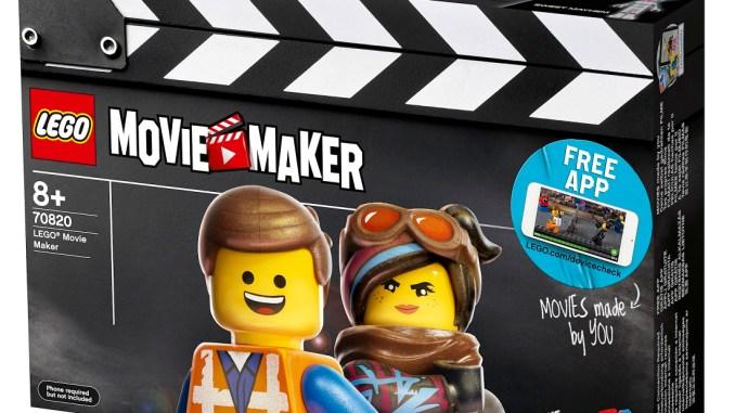 The Lego Movie 2 Sets Zum Bauen Spielen Und Filme Drehen