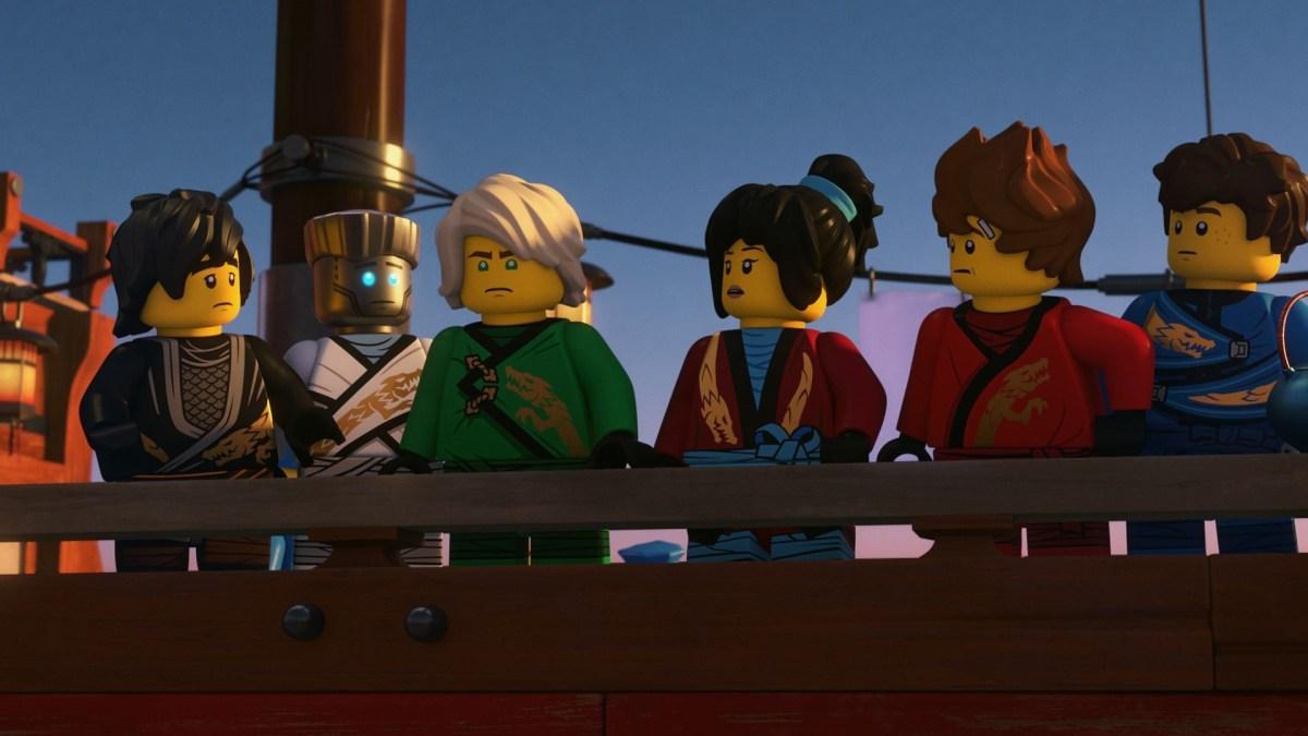 LEGO® NINJAGO® : Rückkehr der Oni