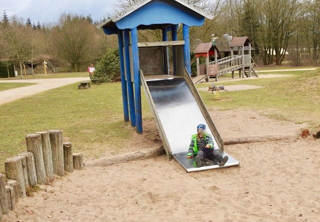 Spielplatz Erlebniswald Trappenkamp