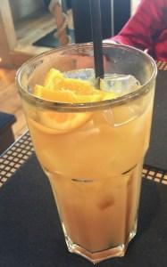 Mango-Irgendwas-Limonade