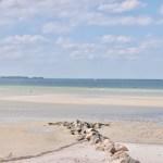 Tobeland - Strand von Stein