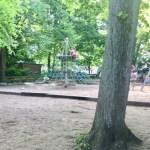 Kletterpyramide Spielplatz Schrevenpark