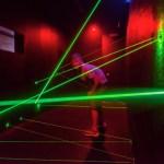 Laser Parcours (c) Ferienzentrum Schloss Dankern